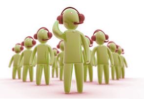 Callcenter agents
